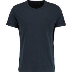 Tiger of Sweden KIET Tshirt basic sky captain. Brązowe koszulki polo marki Tiger of Sweden, m, z wełny. Za 249,00 zł.