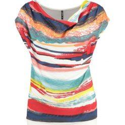 T-shirty damskie: Smash SUIRIRI Tshirt z nadrukiem off white