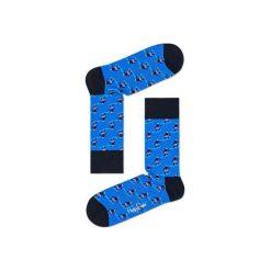 Skarpetki Happy Socks SUR01-6000. Brązowe skarpetki męskie Happy Socks, z bawełny. Za 24,43 zł.