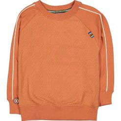 """Bluza """"Dis Generation"""" w kolorze pomarańczowym. Brązowe bluzy chłopięce marki 4FunkyFlavours Kids. W wyprzedaży za 82,95 zł."""