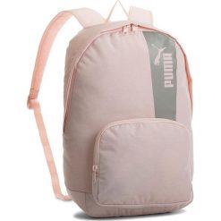 Plecaki damskie: Plecak PUMA - Core Style Backpack 075169 07 Pearl/Rock Pidge
