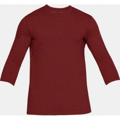 T-shirty męskie: Under Armour Koszulka męska UA Threadborne Utilit T-shirt Nov czerwona r. XXL (1316202-620)
