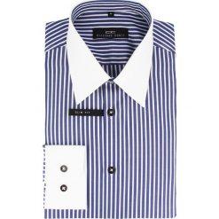 Koszula ARMANDO slim 14-08-14. Białe koszule męskie na spinki marki Reserved, l. Za 259,00 zł.