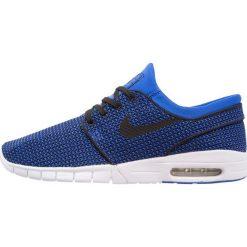 Nike SB STEFAN JANOSKI MAX Tenisówki i Trampki hyper royal/black/white. Niebieskie tenisówki męskie Nike SB, z materiału. W wyprzedaży za 399,20 zł.