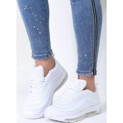 Buty sportowe damskie: Białe Buty Sportowe Here We Go