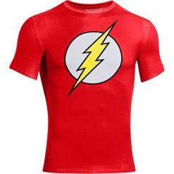 Under Armour Koszulka męska Compression Alter Ego Flash M czerwona r. S (1244399-605). Czerwone koszulki sportowe męskie Under Armour, m. Za 119,00 zł.