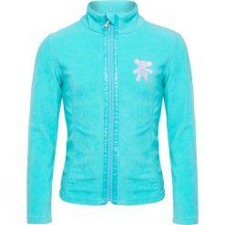 Bluzy dziewczęce rozpinane: Bluza POIVRE BLANC Niebieski