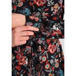 Kookai ROBE FLEURS DAMOUR Sukienka letnia noir. Brązowe sukienki letnie marki Kookai, z materiału. W wyprzedaży za 501,75 zł.