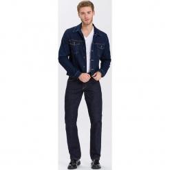 Dżinsowa kurtka - Regular fit - w kolorze granatowym. Niebieskie kurtki męskie marki Cross Jeans, m. W wyprzedaży za 136,95 zł.