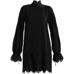 Sukienki hiszpanki: Tigha LOUNA Sukienka koktajlowa black