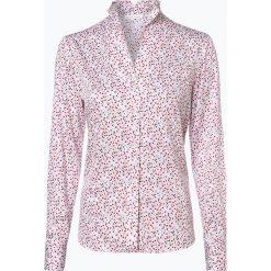 Eterna Comfort Fit - Bluzka damska, czerwony. Brązowe topy sportowe damskie marki N/A, w kolorowe wzory. Za 249,95 zł.