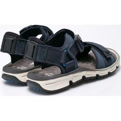 Sandały męskie skórzane: Clarks – Sandały