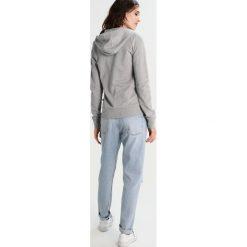 Bluzy damskie: adidas Originals Bluza rozpinana middle grey