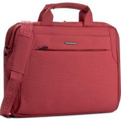 Torba na laptopa WITTCHEN - 84-3P-100-3 Czerwony. Czerwone plecaki męskie Wittchen. W wyprzedaży za 139,00 zł.