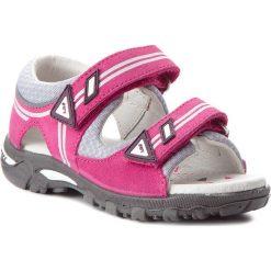 Sandały dziewczęce: Sandały BARTEK – 36128/V42 Różowy