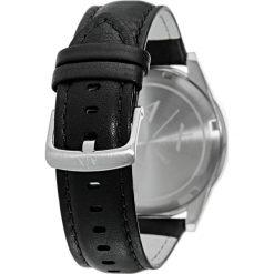 Armani Exchange Zegarek chronograficzny schwarz. Czarne zegarki męskie marki Armani Exchange, l, z materiału, z kapturem. Za 799,00 zł.