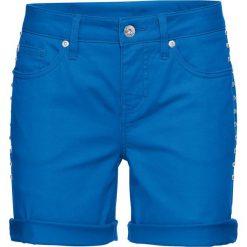 Szorty dżinsowe bonprix niebieski. Szare szorty jeansowe damskie marki Sinsay. Za 37,99 zł.