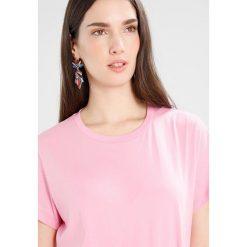 T-shirty damskie: Samsøe & Samsøe SOLLY TEE SOLID Tshirt basic rosebloom