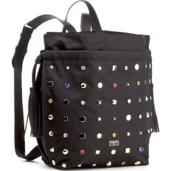 Plecaki damskie: Plecak PATRIZIA PEPE – 2V6595 A2XI X1ZT Black Rivets