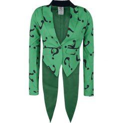Bomberki damskie: Batman The Riddler Kurtka damska zielony/czarny