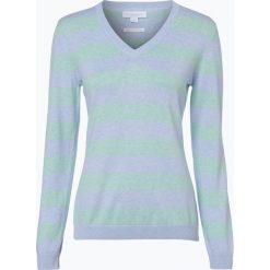 Brookshire - Sweter damski, niebieski. Niebieskie swetry klasyczne damskie brookshire, xxl. Za 179,95 zł.