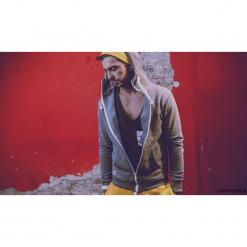 BLUZA HOODIE SIMPLE UNISEX kolory. Czerwone bluzy męskie rozpinane Pakamera, s, z bawełny. Za 299,00 zł.