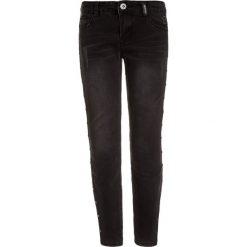 Jeansy dziewczęce: Retour Jeans HILDE Jeans Skinny Fit black denim
