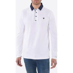 Koszulki polo: Koszulka polo z długim rękawem