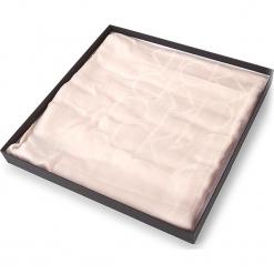 Chusta CALVIN KLEIN - Tina Sp Scarf Giftpack K60K603961 619. Brązowe chusty damskie Calvin Klein, z materiału. W wyprzedaży za 229,00 zł.
