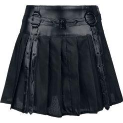 Chemical Black Siiri Skirt Spódnica czarny. Czarne spódniczki Chemical Black, xxl, oversize. Za 164,90 zł.