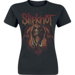 Slipknot Evil Witch Koszulka damska czarny. Czarne bluzki damskie marki Slipknot, m, z nadrukiem, z kapturem. Za 74,90 zł.