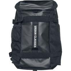 Plecaki męskie: Urban Classics Traveller Backpack Plecak czarny