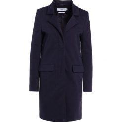 Odzież damska: CLOSED PORI Płaszcz wełniany /Płaszcz klasyczny navy