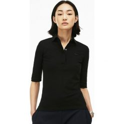 Bluzki damskie: Lacoste SLIM FIT PF7844 Koszulka polo noir