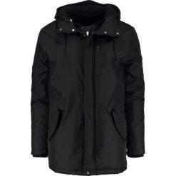 Płaszcze przejściowe męskie: Kronstadt JAMES Płaszcz zimowy black
