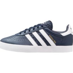 Adidas Originals ADIDAS 350 Tenisówki i Trampki collegiate navy/footwear white/gold metallic. Niebieskie tenisówki damskie adidas Originals, z materiału. W wyprzedaży za 276,75 zł.