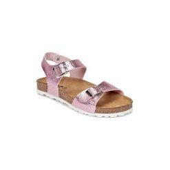 Sandały Dziecko  Citrouille et Compagnie  RELUNE. Czerwone sandały dziewczęce Citrouille et Compagnie. Za 119,20 zł.