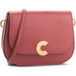 Torebka COCCINELLE - CK0 Craquante Smooth E1 CK0 55 01 01 Bourgogne R00. Czerwone listonoszki damskie Coccinelle, ze skóry. W wyprzedaży za 799,00 zł.