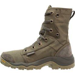 Columbia CAMDEN Buty trekkingowe nori/columbia grey. Brązowe buty trekkingowe męskie Columbia, z gumy, outdoorowe. W wyprzedaży za 455,20 zł.