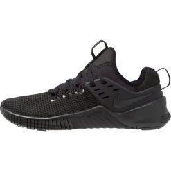 Nike Performance FREE METCON Obuwie do biegania neutralne black. Czarne buty do biegania męskie Nike Performance, z materiału. Za 499,00 zł.