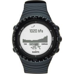 Suunto CORE Zegarek black. Czarne zegarki męskie Suunto. W wyprzedaży za 934,15 zł.