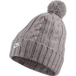 Czapka Nike Wmns NSW Beanie (925422-027). Czarne czapki zimowe damskie Nike, na zimę, z materiału. Za 69,99 zł.