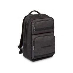 TARGUS CitySmart 12.5-15,6'' Advanced Laptop Backpack - Black/Grey TSB912EU. Czarne torby na laptopa Targus, w paski, z materiału. Za 343,42 zł.