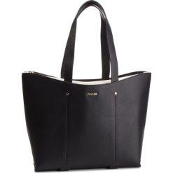 Torebka POLLINI - SC4530PP06SG100A  Nero/Bianco/Calf Nero. Czarne torebki klasyczne damskie Pollini, ze skóry ekologicznej. Za 739,00 zł.