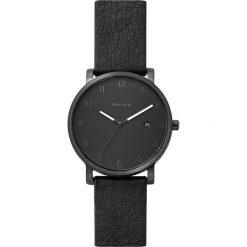 Zegarek SKAGEN - Hagen SKW6308 Black/Black. Czarne zegarki męskie Skagen. W wyprzedaży za 549,00 zł.