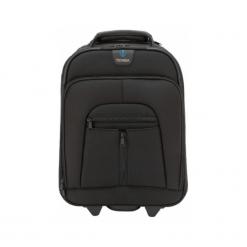 TENBA Roadie Rolling Case - Compact - Black. Czarne torby na laptopa Tenba, z materiału. Za 999,00 zł.