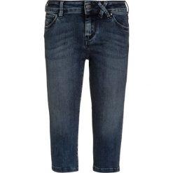 Bermudy damskie: Teddy Smith PANDOR  Szorty jeansowe blue denim