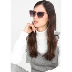 KARL LAGERFELD Okulary przeciwsłoneczne shiny light goldcoloured. Żółte okulary przeciwsłoneczne damskie lenonki KARL LAGERFELD. W wyprzedaży za 567,20 zł.