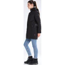 Schöffel MONTEREY Parka black. Czarne kurtki sportowe damskie Schöffel, z materiału. W wyprzedaży za 629,50 zł.