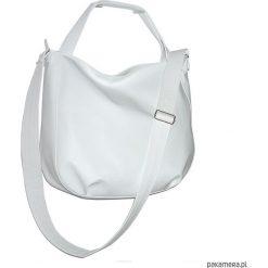 Torebki i plecaki damskie: Biała torebka damska, biała listonoszka